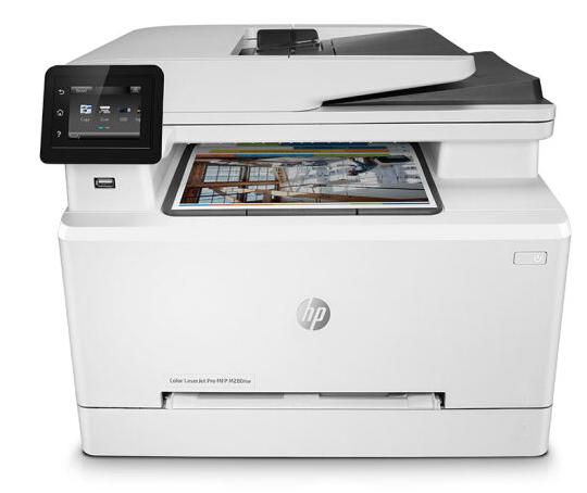 惠普(HP) A4彩色激光多功能一體機Color LaserJet Pro M280nw